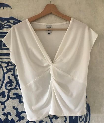 Camiseta Nudo Blanco